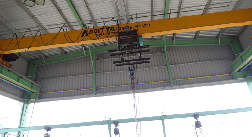 Single Girder Crane, Single Girder EOT Cranes, Crane Spare