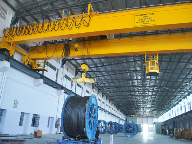 Double Girder EOT Cranes / Electric Overhead Travelling Crane Manufacturer and Supplier