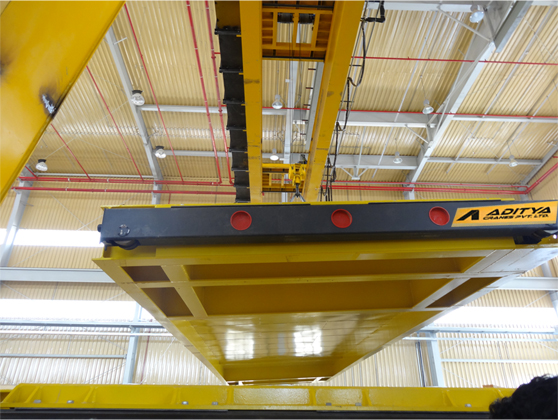 Double Girder Double Trolley Crane Manufacturer and Supplier